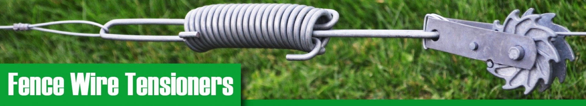 High Tensile Tensioners - POWERFIELDS - High Quality Electric Fence