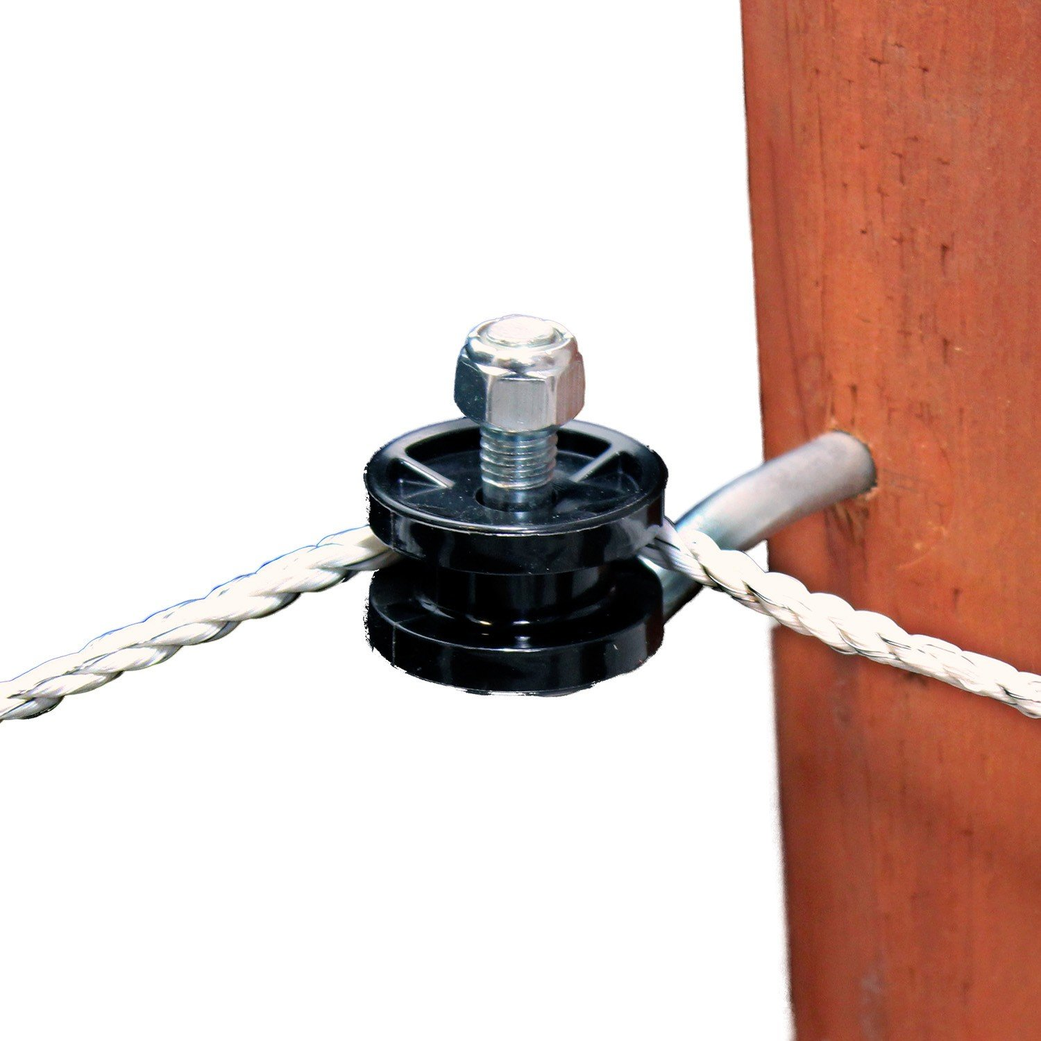 Rope Corner End Lag Pulley Powerfields High Quality